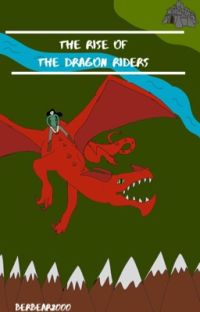 The Rise of the Dragon Riders cover