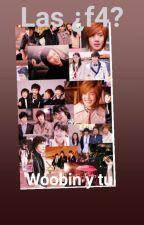 Las ¿f4? Woobin y tu by PillyAlfaro