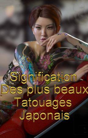 Histoire et Signification  des plus beaux tatouages japonais by Sakura-Kanzan