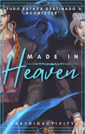 MADE IN HEAVEN   Jotaro X Kakyoin (JotaKak) 18+   by raymarinhoautora