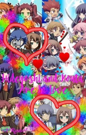 Hideyoshi and Kouta Are In Love by RaaorQtpbpdy