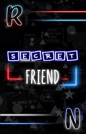 Secret Friend by Tsabitah_06