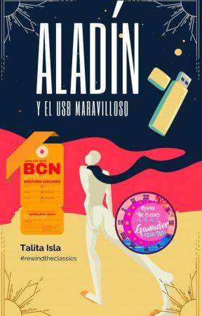 Aladín y el USB maravilloso by talitaisla