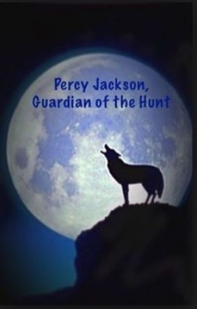 Percy Jackson: Guardian of the Hunt by daengday
