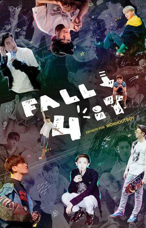 Fall For It (Chanbaek) by wonhoutboy