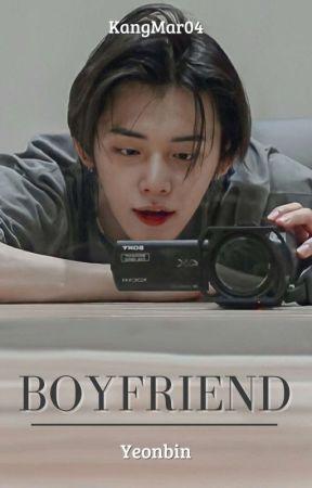 BOYFRIEND (YEONBIN)  by KangMar04