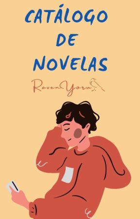 Catálogo de novelas by RavenYoru