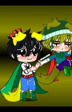 °• I like you? •°  °•. Mikeno .•° by Country_Bolivia