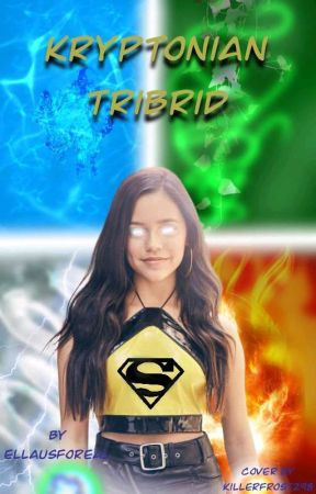 Superman & Lois The Kryptonian Tribrid by ellausforeal
