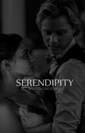 SERENDIPITY // JJ MAYBANK by writingsbyemm