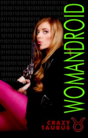 Womandroid by CrazyTaurus