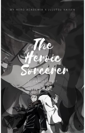 The Heroic Sorcerer (Izuku in Jujutsu Kaisen) by GamerGG7267