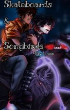 Skateboards and Songbirds by AgentBay_spades