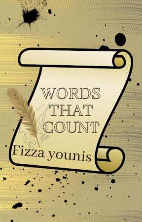 Words That Count by storieswithsoul