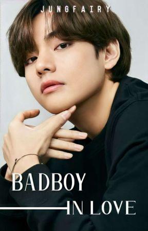 Badboy In Love by jungfairy
