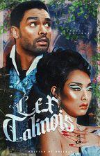 Lex Talinois  ━━  Graphic Portfolio. by deiteas