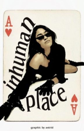 INHUMAN PLACE , graphic shop. ( CLOSED ) by ephemerality-