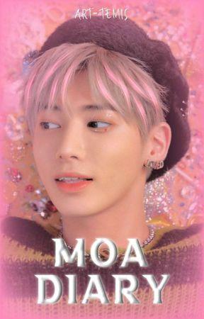 MOA Diary by ART-TEMIS