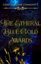 The Ethereal Blue Gold Awards by JustAHelper7
