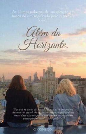 Além do horizonte. by AnaLivia773