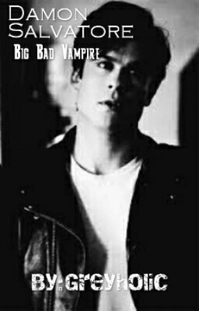 Damon Salvatore is Big Bad Vampire by Greyholic