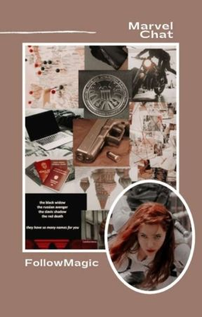 see you in a minute | marvel chat by FollowMagic