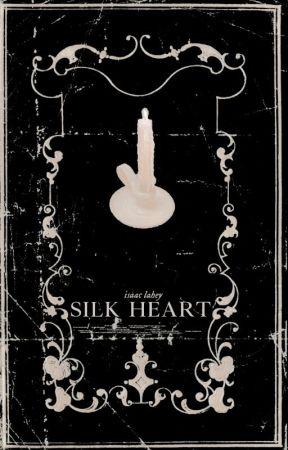 SILK HEART, isaac lahey by ceIestiaIobrien