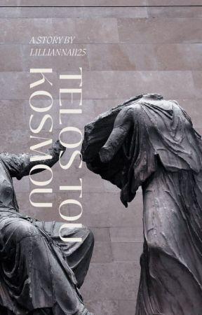 TELOS TOU KOSMOU // Callahan X Reader by Lillianna1125