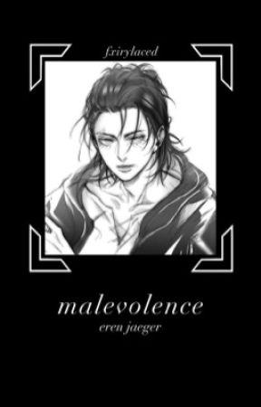malevolence | e. jaeger by fxirylaced