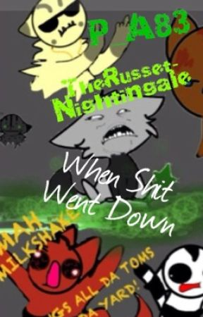 When Shit Went Down (Warrior Cat FanFic) by Pure_Awesomness83