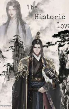 The Historic Love by shanemann622
