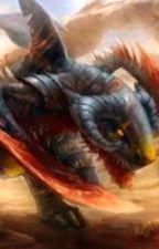 Dragon aura by SimonLong9