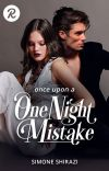 Once Upon a One Night Mistake cover