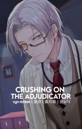 Crushing on The Adjudicator by davivinci