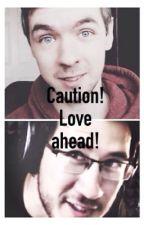Caution! Love ahead! by SawyerTheSloth
