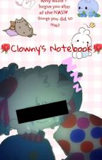 🌹Clowny's Notebook 3🌹 by Br4ttYCl0wN