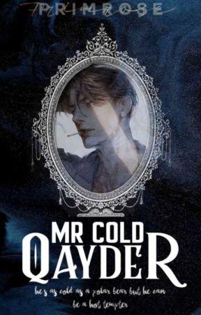 MR COLD : TEMPER by Blqs_Rose