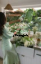 ⛦ lunch recipes **COMPLETED** by y2kangelz