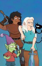 Disenchantment Sagas by StoryTellerXIII
