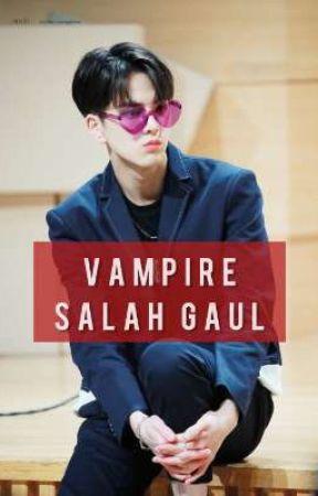 Vampire Salah Gaul by ariniimandasari