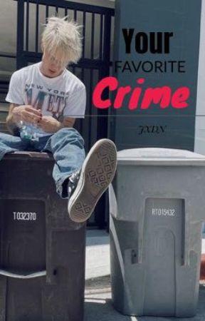 Your Favorite Crime (Jaden Hossler)  by barbaravbl