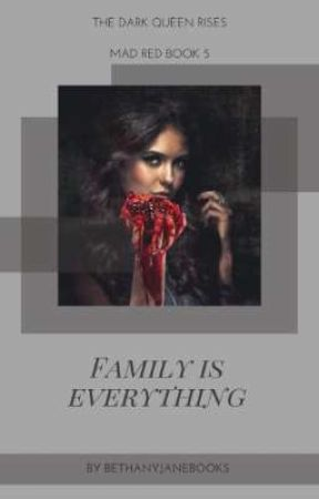 Family is Everything [Jefferson Hatter    OUAT    Mad Red #5] by bethanyjanebooks