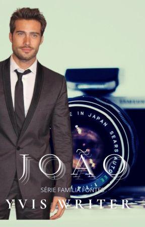 JOÃO - Livro 3 by Yvis_Writer