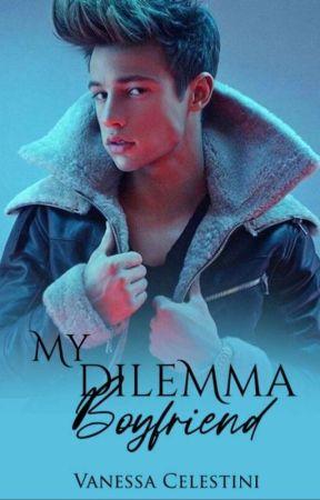 My dilemma boyfried  by Vanymangajapan