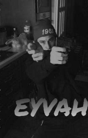 EYVAH -bxbxb by QueenOfDragonsss