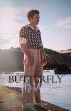 Butterfly Fly Away {h.s} by harolddunkink
