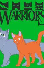 A Warrior's Destiny - A Warriors' Cats Fem!Reader Insert by KaitlynnPerkins