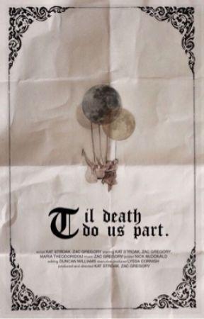 TIL DEATH DO US PART ━━ sirius black¹ by auroetical
