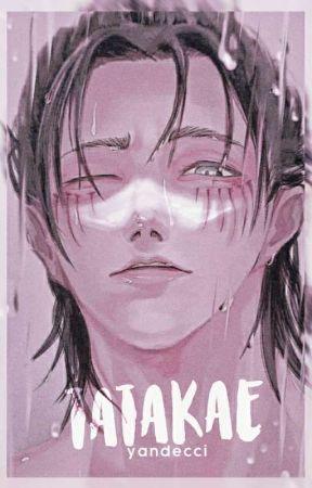 ⻩ ▎𝐓𝐀𝐓𝐀𝐊𝐀𝐄 ↯ animes by yandecci