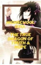 Highschool DxD: The True Dragon of Truth & Hope by shibazaki123